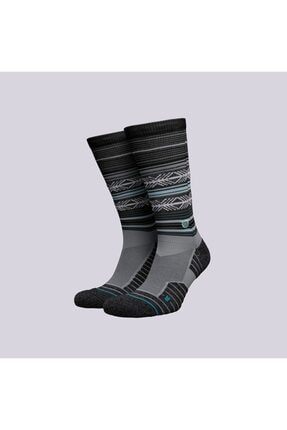تصویر از Erkek Basketbol Çorabı Mahalo Athletic Grey