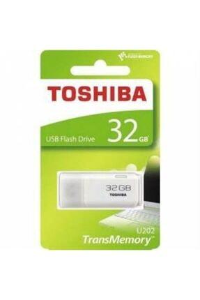 Toshiba Beyaz Hayabusa 32gb Usb Flash Bellek 0