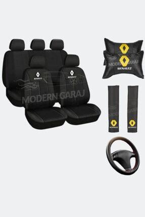 Modern Garaj Renault Koltuk Kılıfı 0