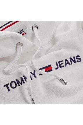 Tommy Hilfiger Tjw Lınear Logo Hoodıe 3