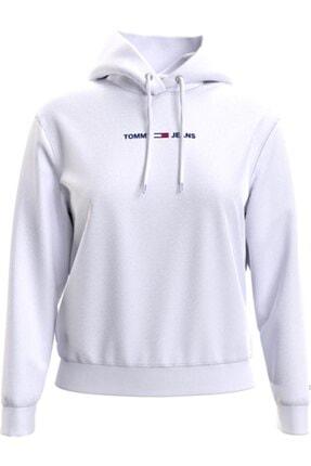 Tommy Hilfiger Tjw Lınear Logo Hoodıe 0