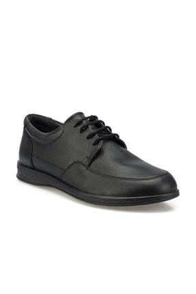 Polaris 160000.M Siyah Erkek Klasik Ayakkabı 100500839 0