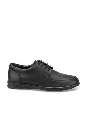 Polaris 160000.M Siyah Erkek Klasik Ayakkabı 100500839 1