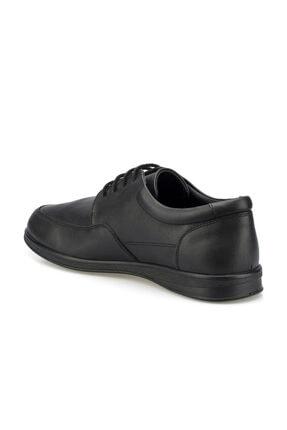 Polaris 160000.M Siyah Erkek Klasik Ayakkabı 100500839 2