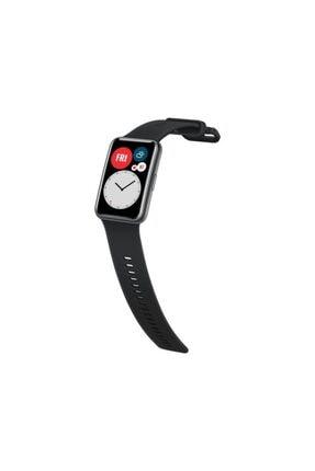 Huawei Watch Fit Akıllı Saat - Siyah 1