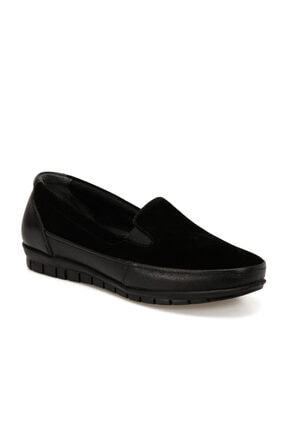 103141SZ Siyah Kadın Comfort Ayakkabı 100555173 resmi