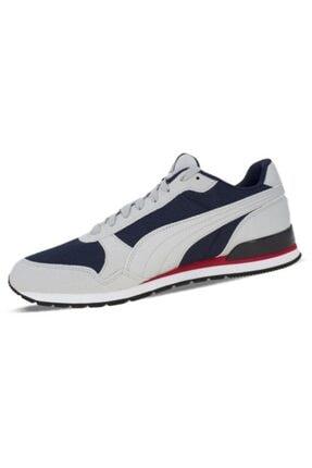 Puma 366811st Runner Buz Lacivert Erkek Spor Ayakkabı 2