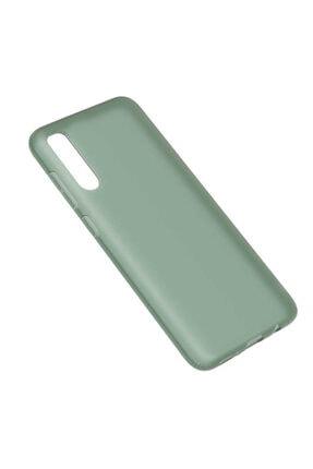 Dijimedia Galaxy A70 Kılıf Zore Odos Silikon Sarı 2