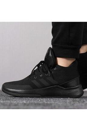 adidas Erkek Siyah Basketbol Ayakkabısı 0