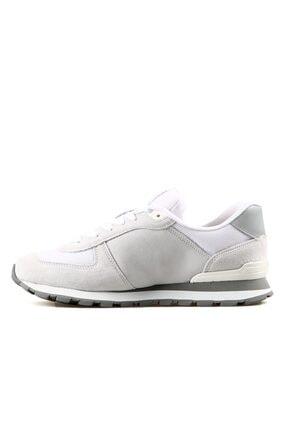 Hammer Jack Erkek Beyaz Bağcıklı Sneaker 1