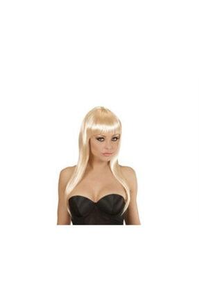 Altın Sarı Uzun Peruk Saç Pi96325