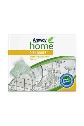 Amway Home Dish Drops Bulaşık Makinesi Tableti 60 Adet 0