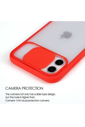 Zengin Çarşım Apple Iphone Xs Max Kamera Lens Korumalı Sürgülü Lüx Kılıf Lila 2