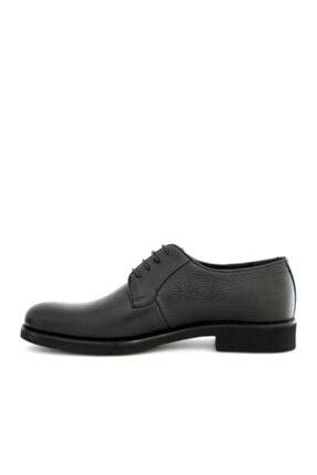 Beta Shoes Erkek Siyah Re Beta Deri Ayakkabı 2