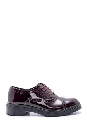 Derimod Kadın Rugan Casual Ayakkabı 0