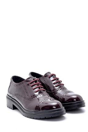 Derimod Kadın Rugan Casual Ayakkabı 2