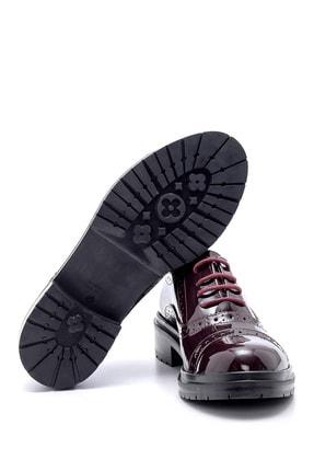 Derimod Kadın Rugan Casual Ayakkabı 4