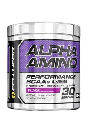 Cellucor Alpha Amino Performance Bcaa 30 Servis Grape 0