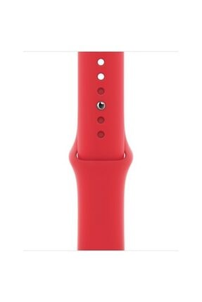 Apple Watch Series 6 Gps 40 Mm (product)red Alüminyum Kasa Ve (product)red Spor Kordon 2