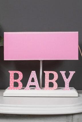 Abajur Baby Pembe MH32016