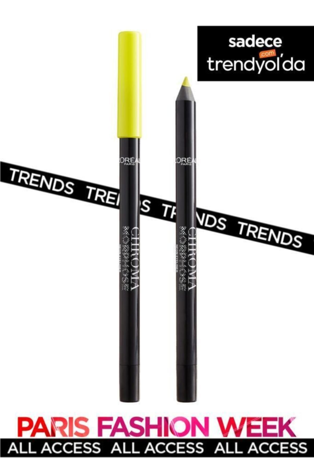 Chroma Neon Lıner 20 Green