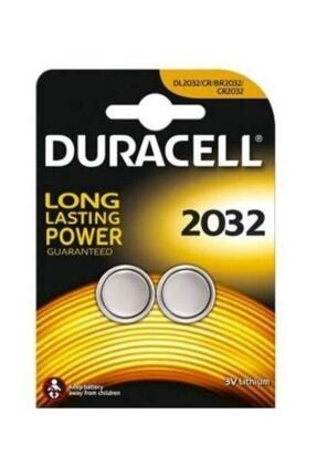 Duracell Lithium 3V Pil 2'li 0