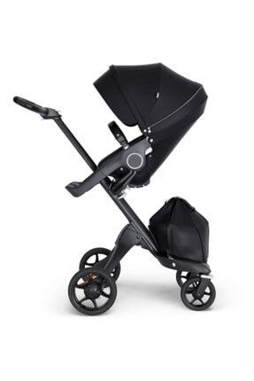 Stokke Unisex Bebek Siyah Xplory Bebek Arabası 0