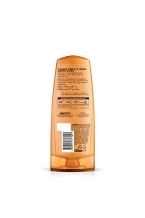 Elseve 6 Mucizevi Yağ Besleyici Bakım Şampuan 450ml & Saç Kremi 360 Ml & Saç Güzelleştirici Krem 2
