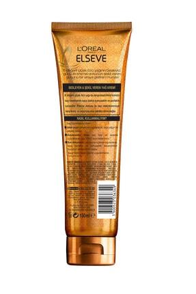 Elseve 6 Mucizevi Yağ Besleyici Bakım Şampuan 450ml & Saç Kremi 360 Ml & Saç Güzelleştirici Krem 4