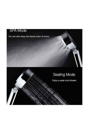 KUSTAR Çift Taraflı Duş Başlığı Şampuan Ve Su Tek Başlıkda 2