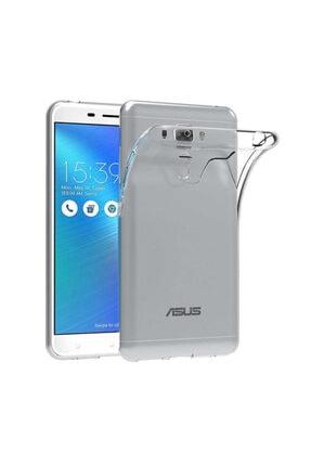 Dijimedia Asus Zenfone 3 Laser Zc551kl Kılıf Zore Süper Silikon Renksiz 3