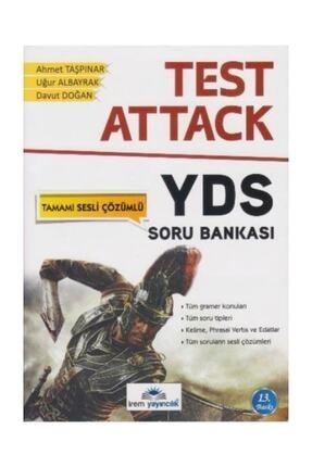 İrem Yayıncılık Irem Yayınları Yds Test Attack Soru Bankası 0
