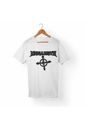 Alfa Tshirt Unisex Beyaz Baskılı T-shirt 0