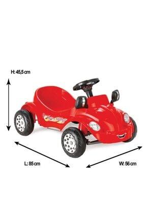 PİLSAN Happy Herby Pedallı Araba 3