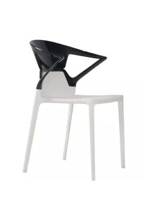 Papatya Mobilya Ego K Transparan Sandalye 0