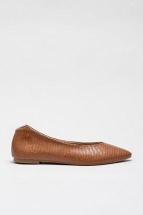 Elle Kadın Rousey-3 Taba Casual Ayakkabı 20KDY404 0
