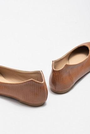 Elle Kadın Rousey-3 Taba Casual Ayakkabı 20KDY404 3