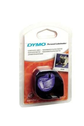 Dymo 12267 Plastik Şerit 0