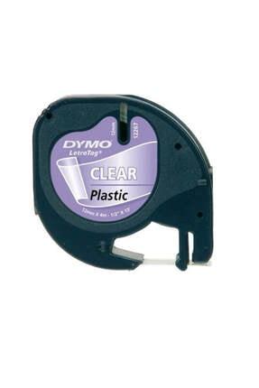 Dymo 12267 Plastik Şerit 1