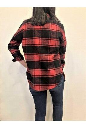 Giyshe Kadın Oduncu Gömlek 3