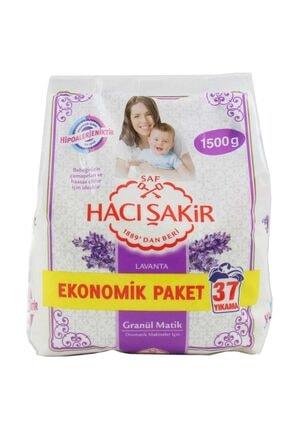 Hacı Şakir Bebek Çamaşır Deterjanı Granül Matik 1500 gr 0