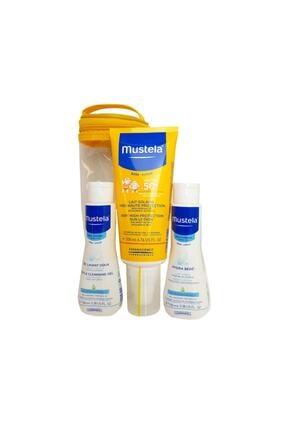 Mustela High Protection Spf50 200ml Set 0