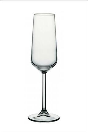 Paşabahçe Allegra 6 Parça Ayaklı Kadeh Flüt Şampanya Kadehi 2