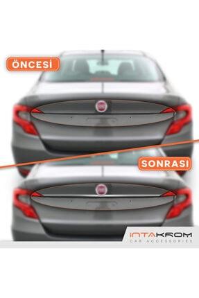 İntachrom Fiat Egea Krom Bagaj Çıtası 2015 Üzeri Sedan 2