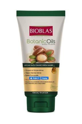 Bioblas Botanic Oils Saç Kremi Maske 200 Ml 0