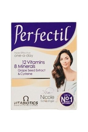 Vitabiotics Perfectil 30 Tablet 0