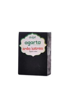 Agarta Doğal Ardıç Katranı Sabunu 150 Gr 0