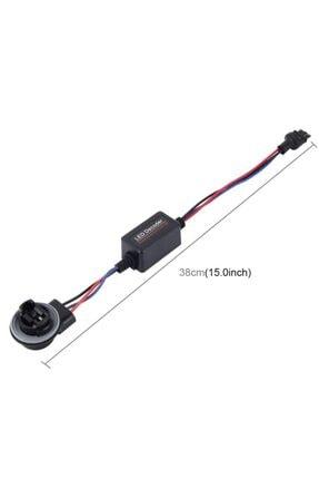Techmaster 3157 Soket Canbus Arıza Işığı Dekoder Söndürücü 2 Adet 2