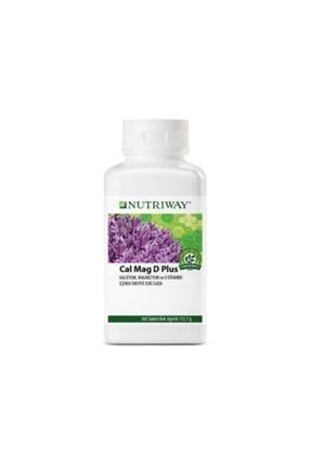 Amway Nutriway Calcium Magnesium D Plus 180 Tablet 0