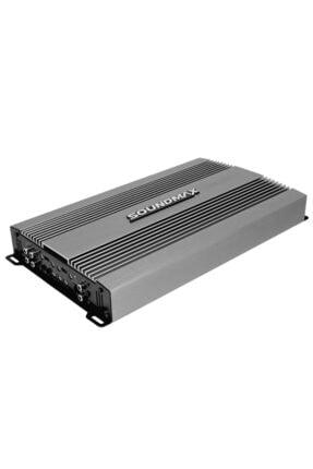 Soundmax Sx-pw5500.5 Max Power 5500w Amplıfıer 5 Kanal Amfi 0